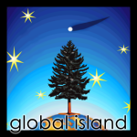 GlobaI lsland blog logo